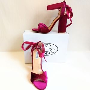 Steve Madden Clary Lace Up Sandals Size 10